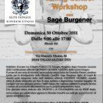 Corso con Sage Burgener (30.10.2011)